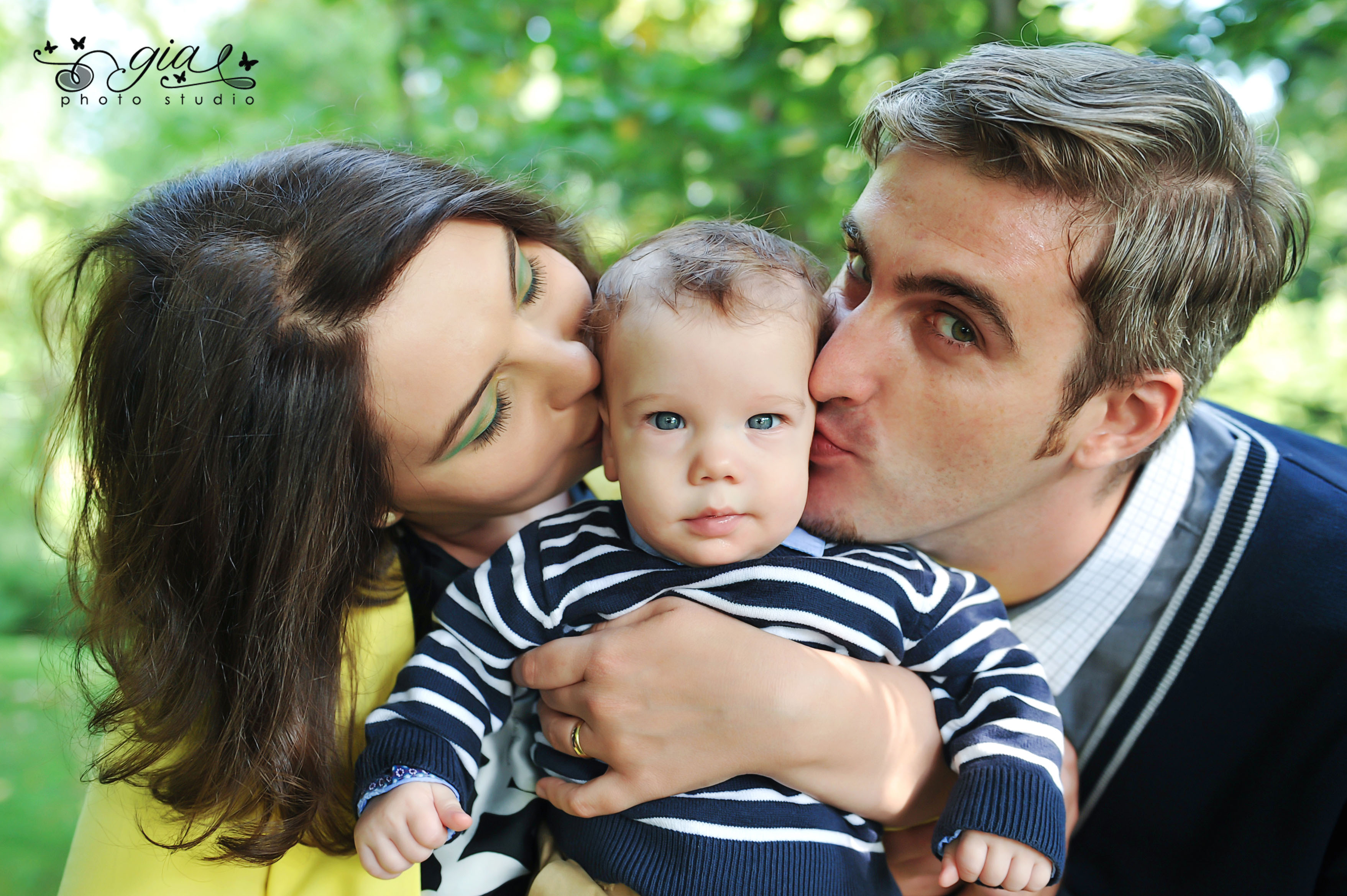 Fotografii in natura cu familia – GIA STUDIO 3