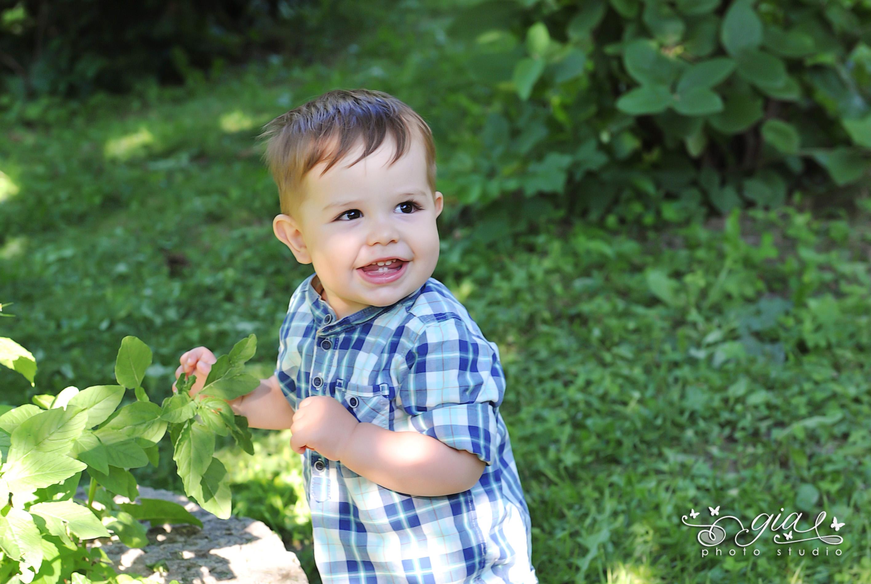 Studioul foto GIA – fotografii pentru copii