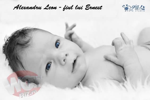 Alexandru Leon fiul lui Ernest