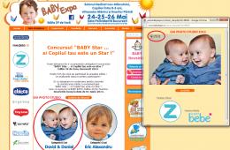 David si Daniel – Baby Star