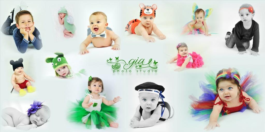 Poze de ziua copiilor GIA PHOTO STUDIO